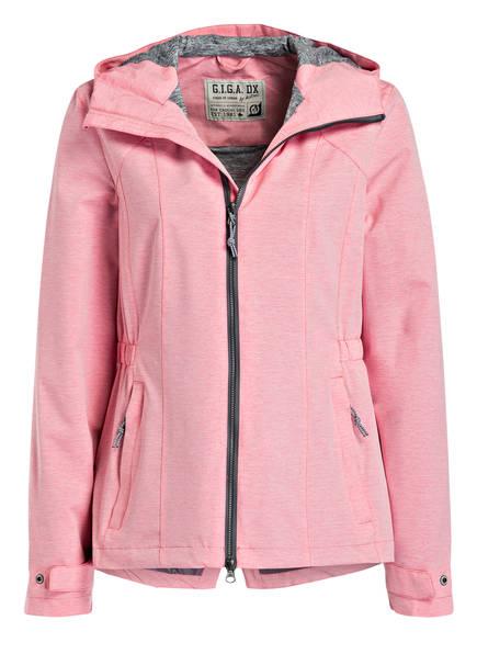 Verkauf Einzelhändler später harmonische Farben Outdoor-Jacke KIRANA