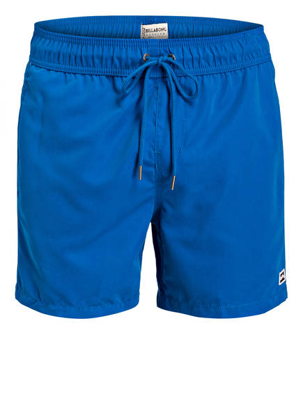 BILLABONG Badeshorts ALL DAY LAYBACKS 16, Farbe: ROYAL (Bild 1)