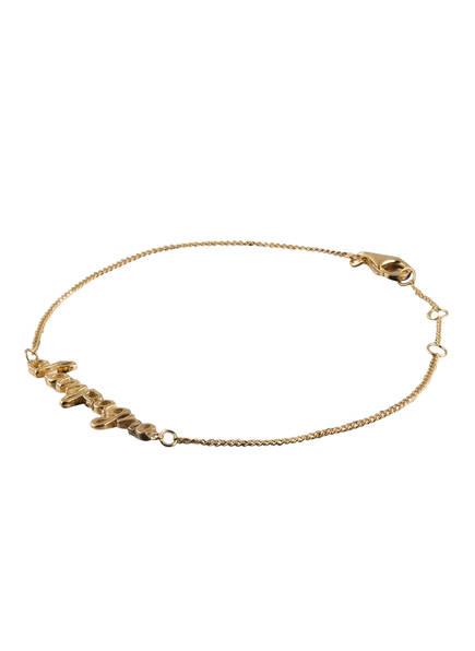 SO COSI Armband PRESS FOR CHAMPAGNE, Farbe: GOLD (Bild 1)