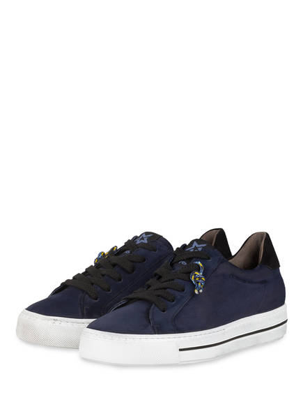 paul green Plateau-Sneaker, Farbe: DUNKELBLAU (Bild 1)