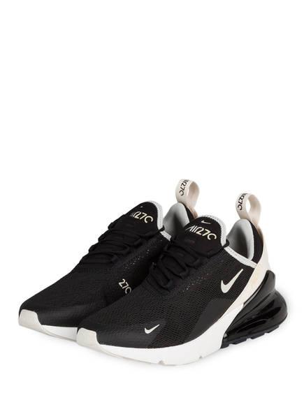 Nike Sneaker AIR MAX 270, Farbe: SCHWARZ/ NATUR (Bild 1)