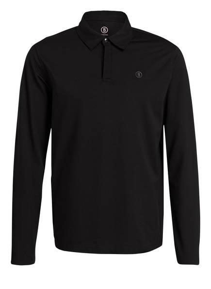 BOGNER Piqué-Poloshirt TIMON-3, Farbe: SCHWARZ (Bild 1)
