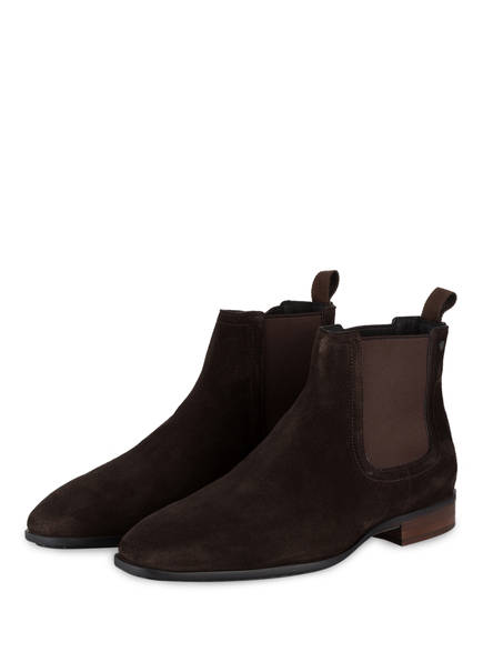 van Bommel Chelsea-Boots, Farbe: BRAUN (Bild 1)