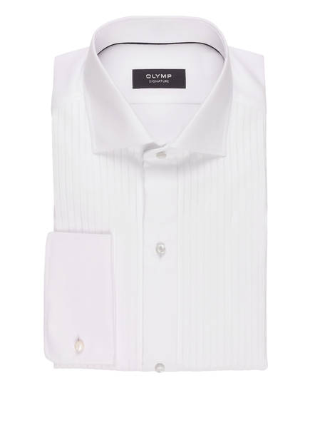 OLYMP SIGNATURE Hemd tailored fit, Farbe: WEISS (Bild 1)