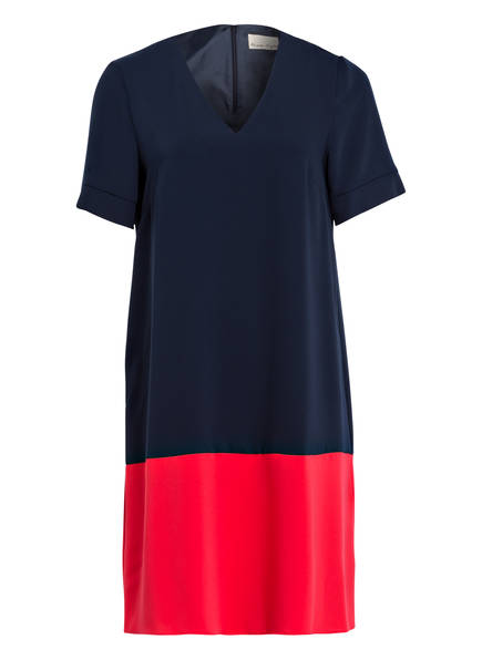 Phase Eight Kleid JODIE , Farbe: DUNKELBLAU/ ROT (Bild 1)