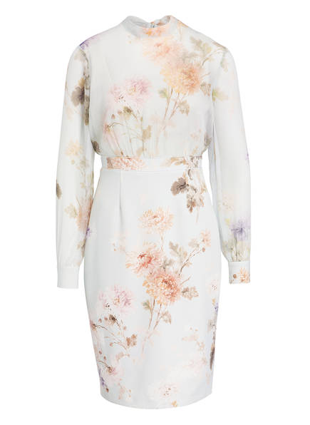 Phase Eight Kleid EUGIENIA, Farbe: HELLBLAU GEMUSTERT (Bild 1)