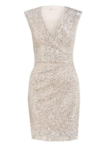 maje Kleid , Farbe: SILBER (Bild 1)