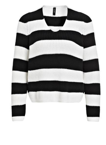 MARCCAIN Pullover , Farbe: 395 MARINE (Bild 1)