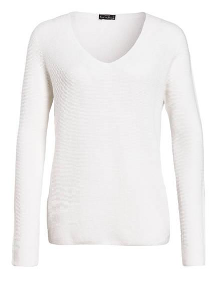MARC CAIN Pullover, Farbe: 110 OFFWHITE (Bild 1)