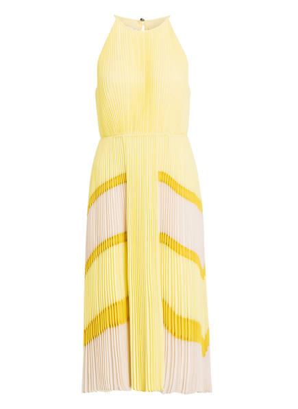 TED BAKER Kleid NELLINA, Farbe: GELB/ WEISS (Bild 1)