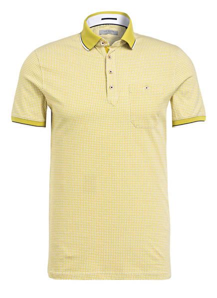 TED BAKER Poloshirt SEKII, Farbe: GELB/ WEISS (Bild 1)