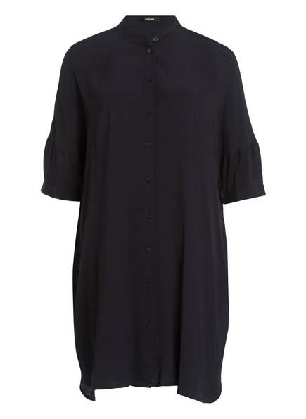 OPUS Hemdblusenkleid FADI, Farbe: BLACK (Bild 1)