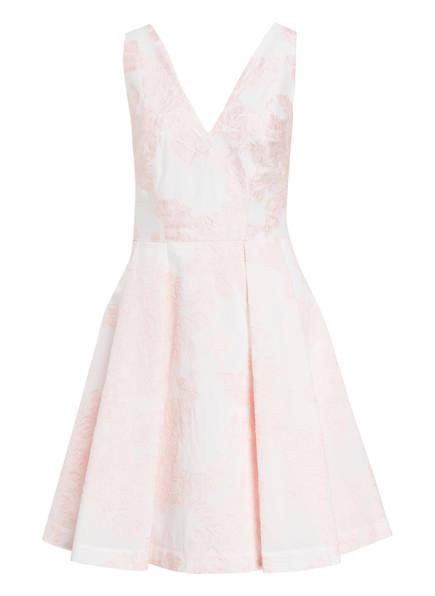 TED BAKER Kleid , Farbe: WEISS/ ROSA (Bild 1)