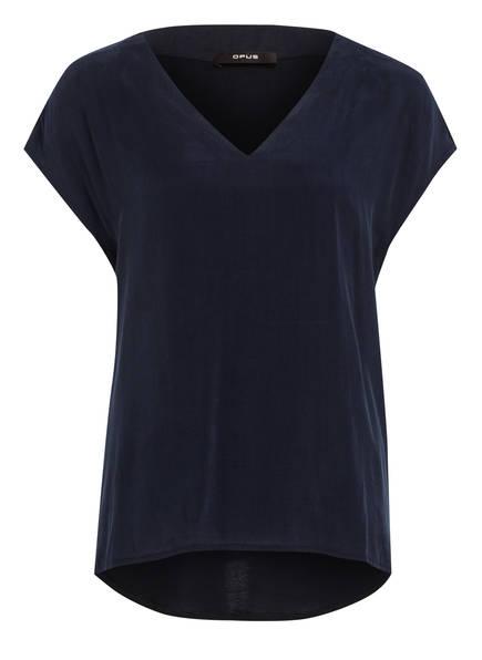 OPUS T-Shirt SILVIA, Farbe: DUNKELBLAU (Bild 1)