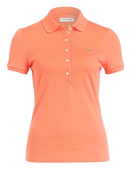 LACOSTE Piqué-Poloshirt, Farbe: APRICOT (Bild 1)