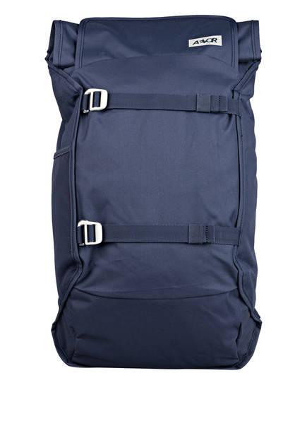 AEVOR Rucksack TRIP PACK mit Laptopfach 31 l (erweiterbar auf 33 l), Farbe: BLAU (Bild 1)