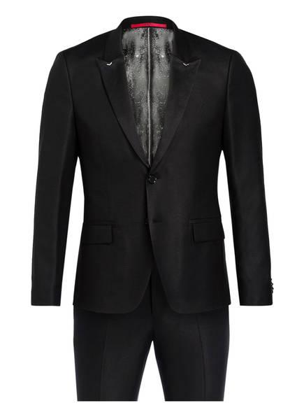 HUGO Anzug ARTI / HESTEN Extra Slim Fit, Farbe: SCHWARZ (Bild 1)
