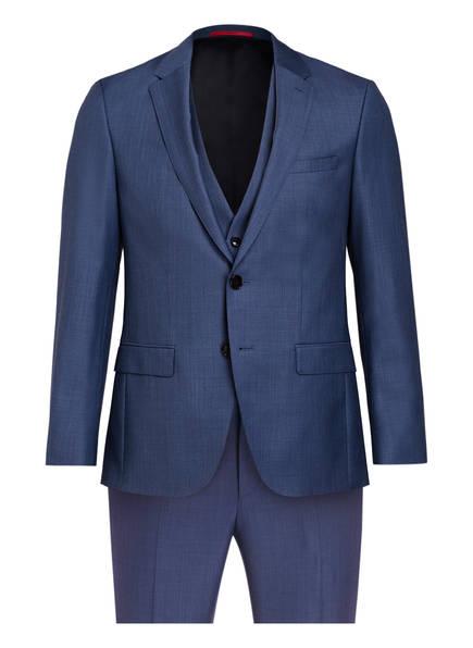HUGO Anzug  HARVEY/GETLIN , Farbe: BLAU/ DUNKELBLAU (Bild 1)