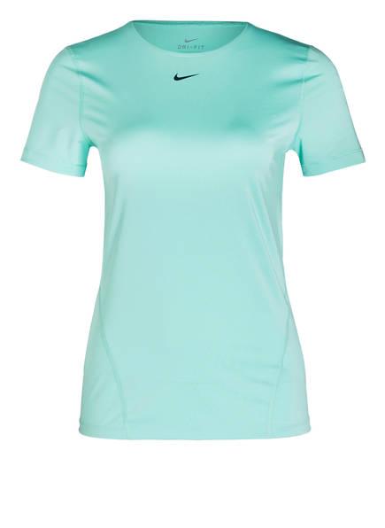 Nike T-Shirt PRO DRI-FIT aus Mesh, Farbe: MINT (Bild 1)