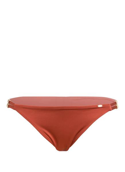 Skiny Sunset Glamour Bikini-Hose SHINY DESERT, Farbe: LACHS (Bild 1)