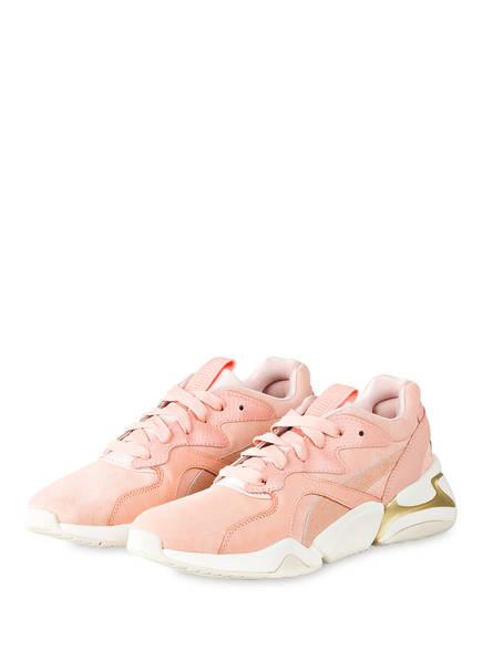 PUMA Sneaker NOVA PASTEL GRUNGE, Farbe: ROSE (Bild 1)
