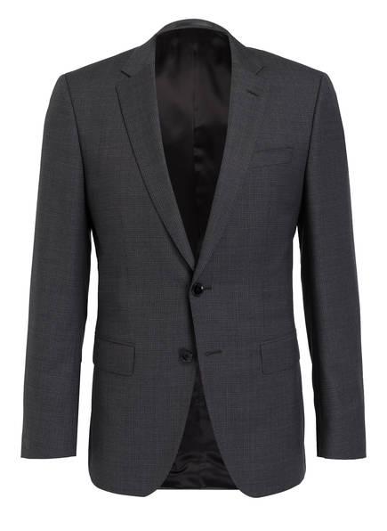 BOSS Kombi-Sakko HUGE Slim Fit, Farbe: GRAU/ WEISS KARIERT (Bild 1)