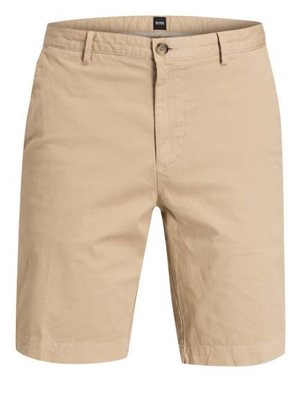 BOSS Shorts SLICE Regular Fit, Farbe: BEIGE (Bild 1)