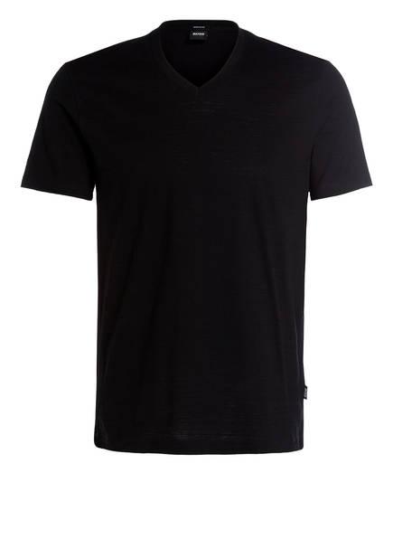 BOSS T-Shirt TILSON Regular Fit , Farbe: SCHWARZ (Bild 1)