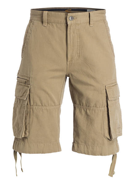 camel active Cargo-Shorts , Farbe: BEIGE (Bild 1)