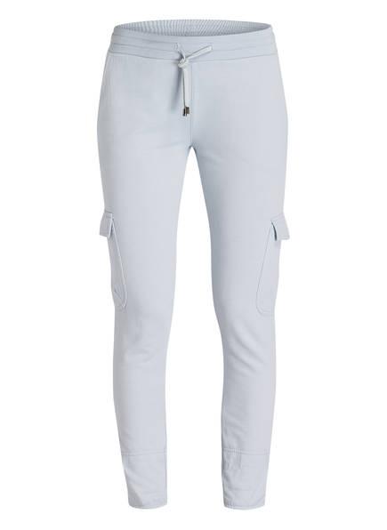 Juvia Cargo-Sweatpants, Farbe: HELLBLAU (Bild 1)