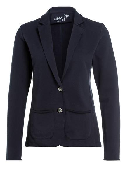 Juvia Jersey-Blazer, Farbe: DUNKELBLAU (Bild 1)