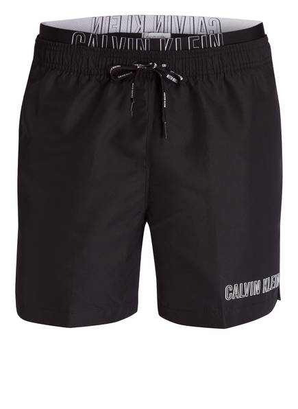 Calvin Klein Badeshorts, Farbe: SCHWARZ (Bild 1)