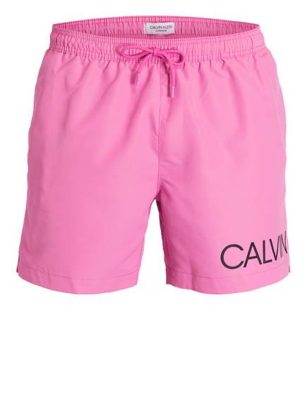 Calvin Klein Badeshorts, Farbe: ROSA (Bild 1)