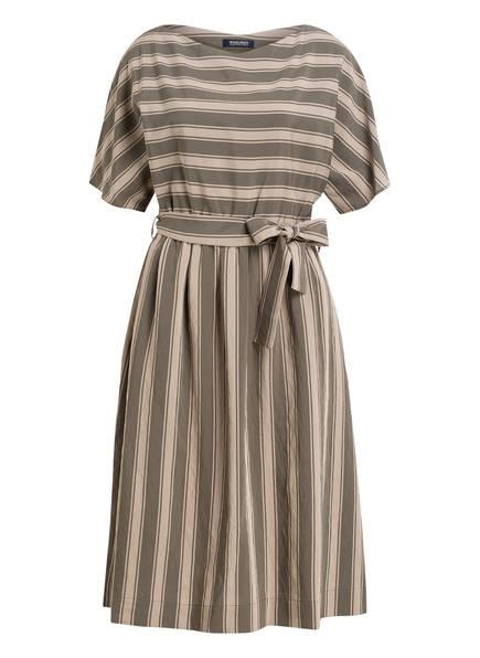 WOOLRICH Kleid SCULLY, Farbe: OLIV/ BEIGE GESTREIFT (Bild 1)