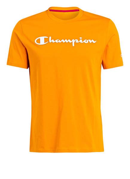 Champion T-Shirt, Farbe: ORANGE (Bild 1)