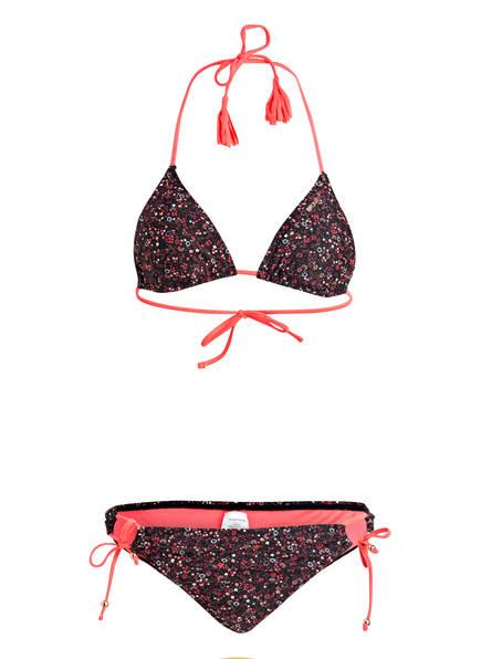 BRUNOTTI Triangel-Bikini AMELIA, Farbe: PINK/ SCHWARZ/ WEISS (Bild 1)