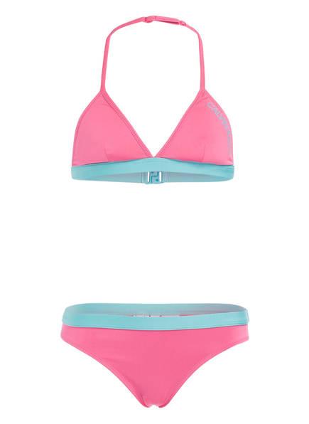 Calvin Klein Triangel-Bikini, Farbe: PINK (Bild 1)