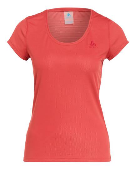odlo Funktionswäsche-Shirt ACTIVE F-DRY LIGHT, Farbe: ROT (Bild 1)