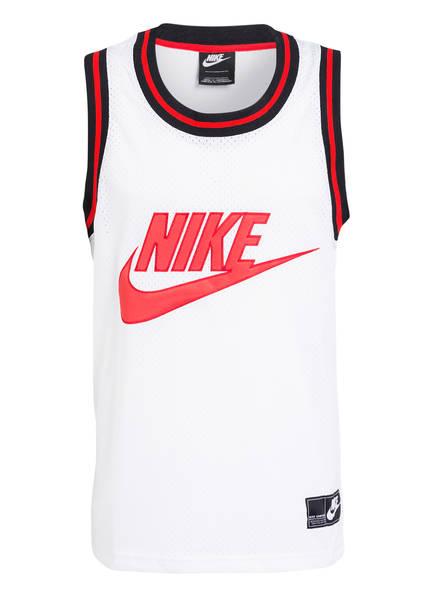 Nike Tanktop aus Mesh , Farbe: WEISS (Bild 1)