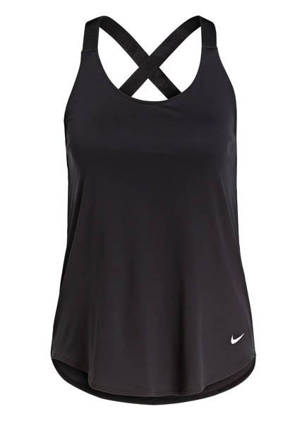 Nike Top DRI-FIT , Farbe: SCHWARZ (Bild 1)