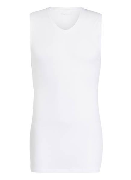 mey Unterhemd Serie SUPERIOR, Farbe: WEISS (Bild 1)