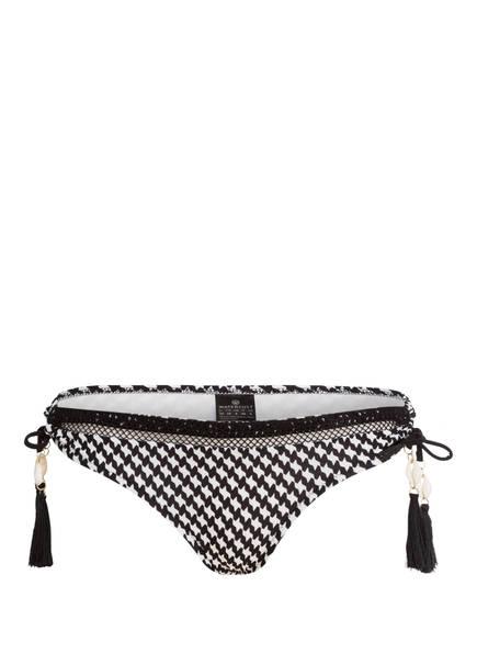 watercult Bikini-Hose VINTAGE CHECKS, Farbe: SCHWARZ/ WEISS (Bild 1)