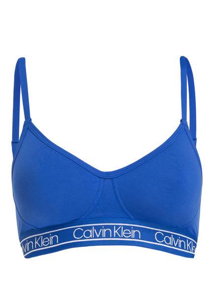 Calvin Klein Bustier MODERN FLX, Farbe: BLAU (Bild 1)