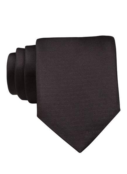 HUGO Krawatte, Farbe: SCHWARZ (Bild 1)