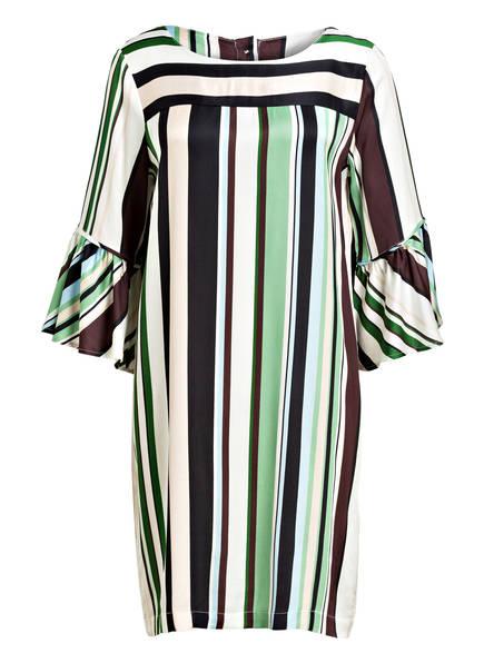 Studio Italy Kleid, Farbe: WEISS/ GRÜN/ SCHWARZ (Bild 1)
