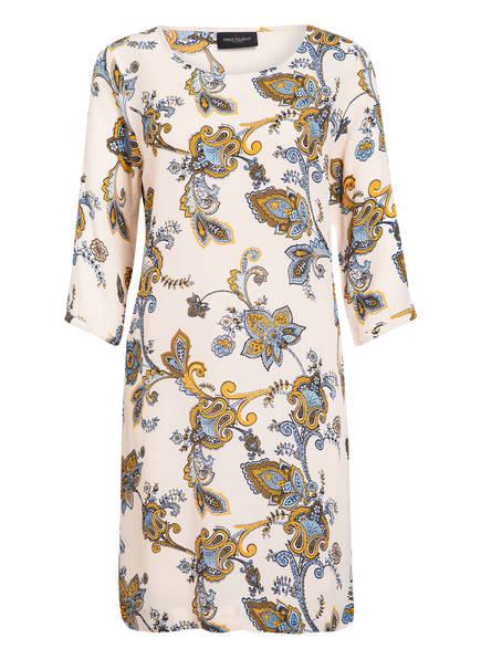 FREEQUENT Kleid, Farbe: CREME/ BLAU  (Bild 1)