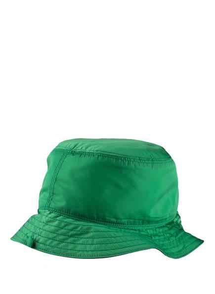 GUCCI Bucket-Hut zum Wenden , Farbe: GRÜN/ BLAU (Bild 1)