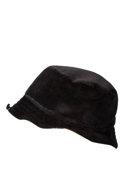 GUCCI Bucket-Hut, Farbe: SCHWARZ/ HELLBRAUN (Bild 1)