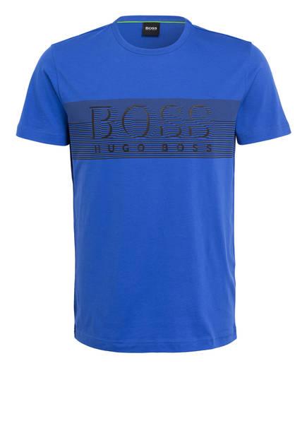 BOSS T-Shirt , Farbe: BLAU (Bild 1)