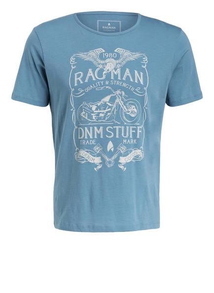 RAGMAN T-Shirt, Farbe: HELLBLAU (Bild 1)